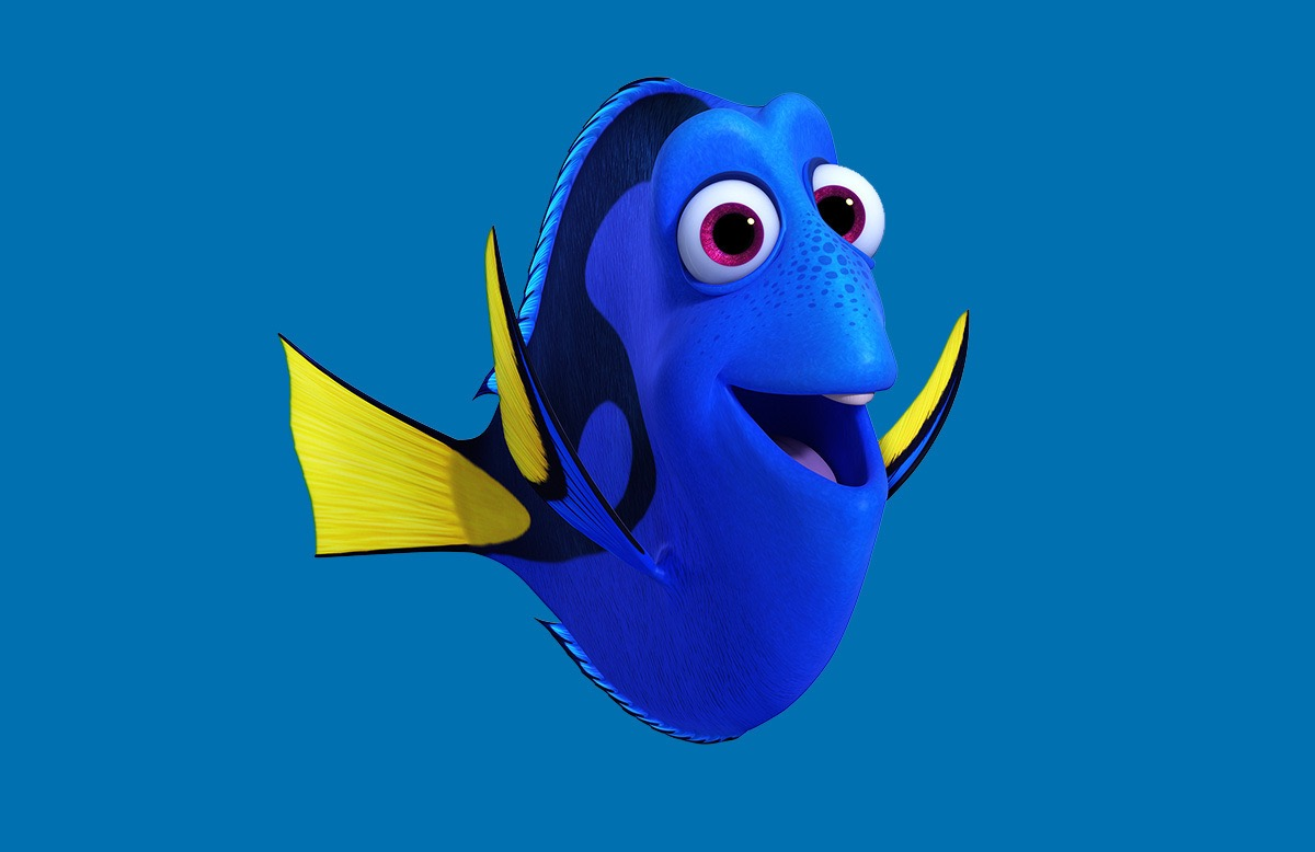 "DORY- ""JUST KEEP SWIMMING"""